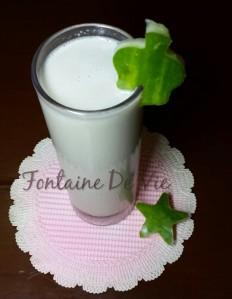 Tigernut Milk